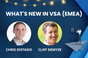 What's New in VSA for 2020 and Beyond EMEA Cover